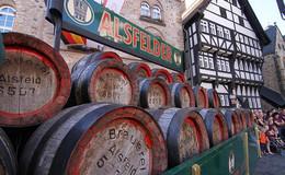 Bierfässer bleiben unberührt: Der Getränke-Branche fehlen die Feste