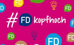 Mit- und Mutmachaktion: #fdkopfhoch – gemeinsam nach vorne blicken