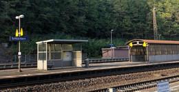 Personenunglück am Bahnhof Schlüchtern