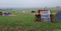 Weiterbau der A49: Polizei zieht trotz Straßensperrung positives Fazit