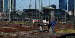 Frankfurter Hauptbahnhof: Am Samstagmorgen wird kein Zug halten