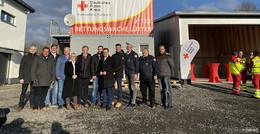 Neue DRK-Rettungswache in Lütter offiziell eingeweiht