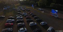 VR-Bankverein Autokino-Sommer kommt in die Kreisstadt