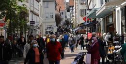 Die Region atmet auf: Endlich wieder Shopping und Außengastronomie