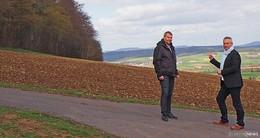 Räumung der Brandbomben und Munition am Rauschenberg