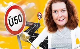 """""""Es gibt ein Leben über 50 – jedenfalls für Frauen - Annette von Bamberg"""
