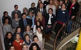Treffen der WIR-Koordinatoren aus ganz Hessen - Lob für Integrationsarbeit