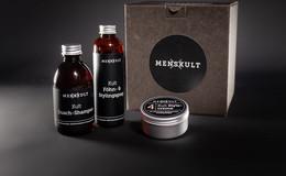 MENSKULT: Styling- und Pflegeprodukte für anspruchsvolles Männerhaar