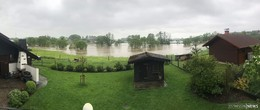Schicken Sie uns Ihre Bilder: Hochwasser in Osthessen - 83 Leserbilder