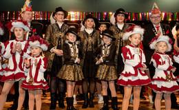 Tolle Kostümsitzung des Harmerzer Carneval Clubs (HCC)