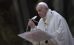 Papst Franziskus wendet sich an die Hinterbliebenen der Opfer in Hanau