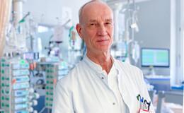Anästhesie-Chef Professor Greim zur Lage: Die Ruhe vor dem Sturm ist vorbei