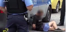 Wilde Verfolgungsjagd mit der Polizei: Autodieb springt aus fahrendem Fahrzeug