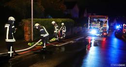 Verkokelte Dunstabzugshaube ruft Feuerwehr auf den Plan