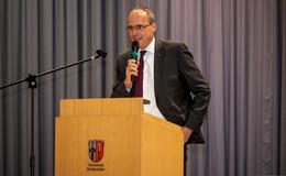 Innenminister Peter Beuth: Den Schatz Feuerwehr-Ehrenamt bewahren