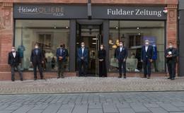 38 Partner präsentieren sich im Heimatliebe-Shop im Fuldaer Steinweg