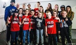Musikvideo-Workshop für Jugendliche aus ganz Deutschland von SMOG