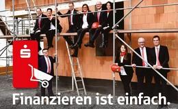 Sparkasse Fulda auf Trendmesse: Wertermittlung und Finanzierungsberatung