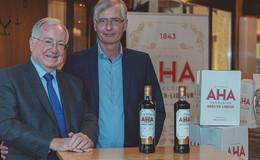 Gründerfamilie übernimmt: Hünfelder Nationalgetränk Aha soll verjüngt werden