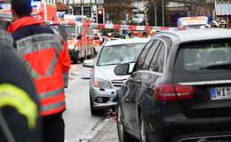 61 Verletzte bei Karneval: Ermittlungen laufen - Fahrer nicht betrunken
