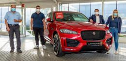 Lange Nacht der Jahreswagen im Autohaus Sorg: Red Sale lockt Käufer