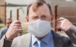 Lockdown beenden! - Thüringen-MP Ramelow will Maskenpflicht abschaffen