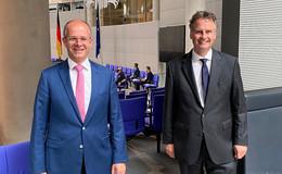 CDU-MdB Michael Brand: Schon ein Knüller für weitere Digitalisierung