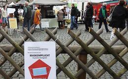 Neue Corona-Knallhartregeln in Bayern: Maskenpflicht an öffentlichen Plätzen