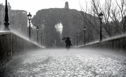 Es bleibt unbeständig und trüb: Regenschirm-Wetter am Wochenende