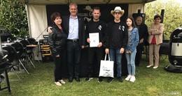 """""""Grilling Cowboys"""": Heiko Appel aus Leisenwald macht Grillen zum Event"""