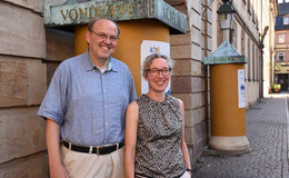 Stadtarchäologe Verse wird neuer Leiter des Vonderau-Museums