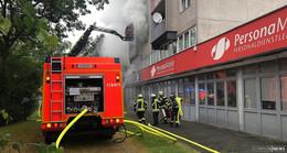 Feuer brach im Schlafzimmer aus - 70.000 Euro Schaden