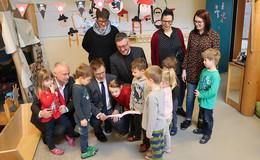 Landkreis greift Gemeinden bei der Kinderbetreuung unter die Arme