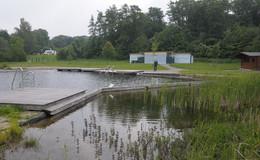 Ulrichsteiner Badebiotop öffnet zu Beginn der Sommerferien