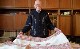 Zeitzeuge Ferdinand Stein: Von der Weberei bis zur industriellen Textilfertigung