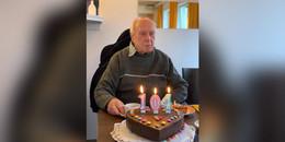 Oskar Liebig (104) will Vorbild sein: Ich werde mich impfen lassen
