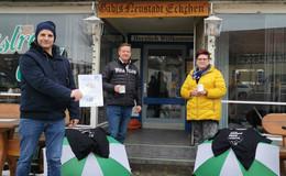 FC Lommel organisiert Spendenaktion: Wir geben den Lokalen einen aus