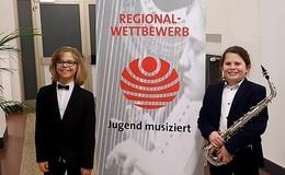 Erster Platz für Schüler der Kreismusikschule zum Start in das Jubiläumsjahr