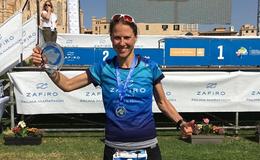 Sabine Stadler schrammt auf Mallorca knapp am Sieg vorbei