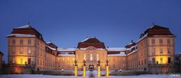 Schloss Fasanerie: Winterzauber in der Sommer-Residenz