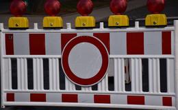 Ab 07. September: Vollsperrung der Kurfürstenstraße
