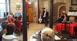 Neubürgerempfang - Bürgermeisterin Claudia Blum lud ins Schloss