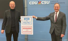 Erfreuliche Nachricht: 50.000 Euro Förderung an Initiative Offen für Vielfalt