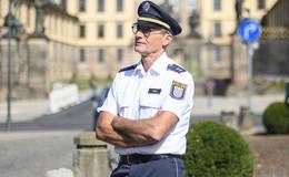 Alfred Hau im Ruhestand - Peter Heil neuer Chef der Polizeistation Fulda