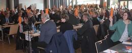 Harmonischer CDU-Kreisparteitag: Freigerichter Urgestein verabschiedet