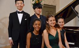 Publikum feiert Pianale Junior Finalisten