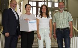 Klinikum Bad Hersfeld mit Qualitätssiegel ausgezeichnet