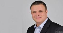Benjamin Tschesnok (CDU) will neuer Bürgermeister von Hünfeld werden