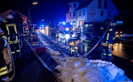 Brennende Mülltonnen in Seiferts: Thomas Seng ist der Held des Abends