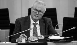 Suizid nahe Bahngleisen! Hessens Finanzminister Thomas Schäfer (†54) ist tot